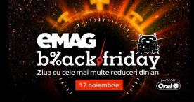Top electrocasnice reduse de Black Friday la eMAG